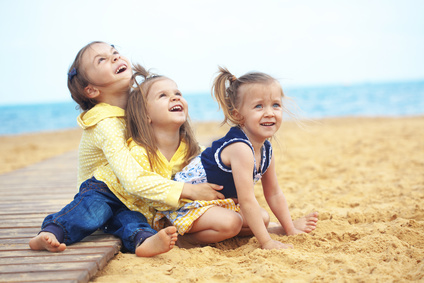 South-carolina-kids-at-the-beach