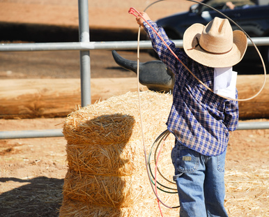 Texas-guide-to-kids-camping-rodeo